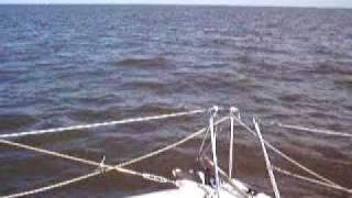 PDQ 32 catamaran