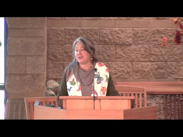 MDUUC Sunday Service -- October 6, 2019, Rev. Leslie Takahashi