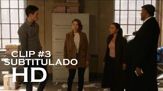 "The Flash 5x18 Clip #3 ""El otro Cicada."""