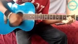 Meri bheegi bheegi si -Anamika-Guitar Tutorial