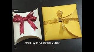 Rakhi packing ideas in a very simple way