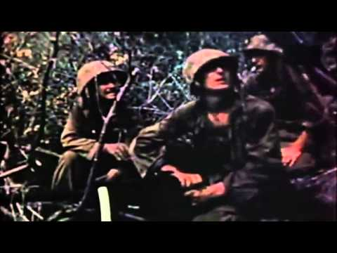 Marines Rout Japs From Cliff & Caves; Japanese Women Jump Over Cliff At Saipan 07/09/1944 (full)