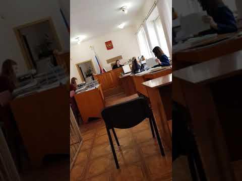 Процесс 26.03.2019г Прикубанский  суд