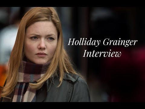Holliday Grainger on Strike  Full  August 2017