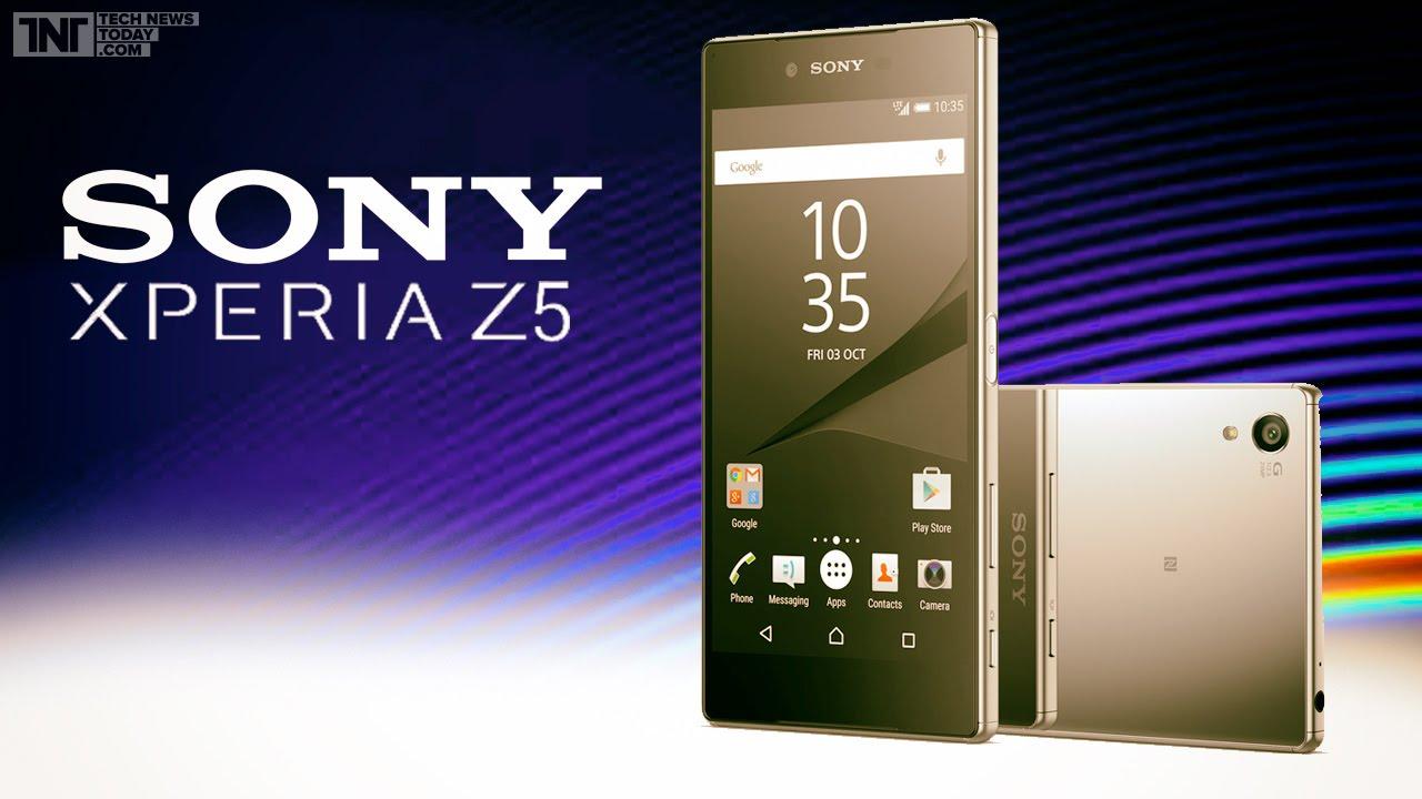 سونى اكسبيريا z5 ذهبى | Sony Xperia Z5 Gold | سعر سونى z5
