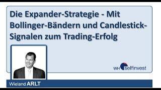Die Expander-Strategie - Mit Bollinger-Bändern und... (mit Wieland Arlt)