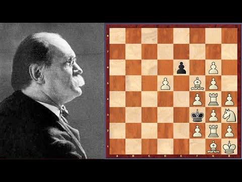 Just A Joke Chess Problem By Sam Loyd