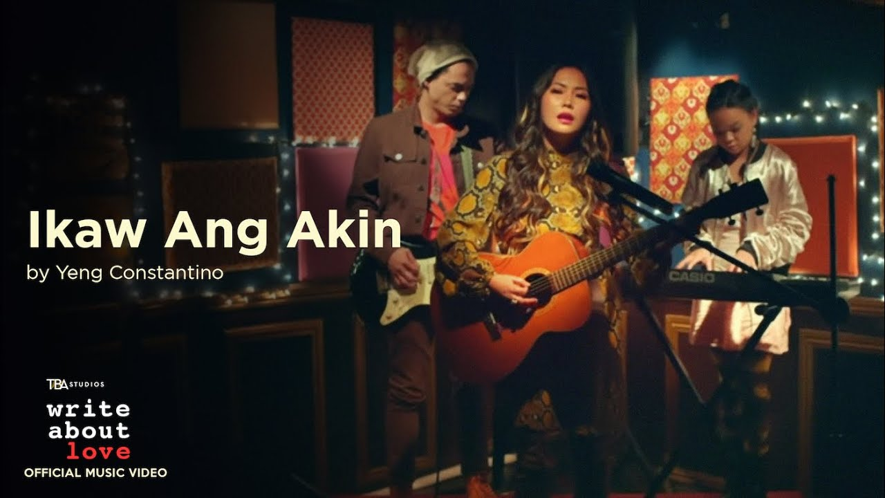 Ikaw Ang Akin | Write About Love OST | Music Video | Yeng Constantino | TBA Studios