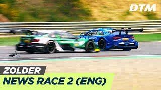 Highlights Race 2 - DTM Zolder 2019