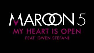 Download Maroon 5 - my heart is open. Mp3