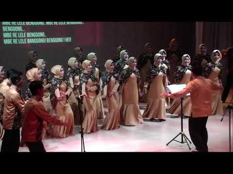 UHAMKA Choir - Benggong (Ken Steven) | 10th Annual and Pre Competition Concert