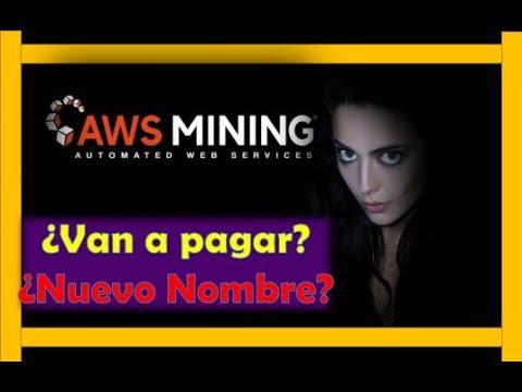 Aws Mining (Aws Capital) ¿Cómo Va A Pagar Lo Que Debe?