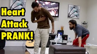 HEART ATTACK PRANK **Gone Wrong!**