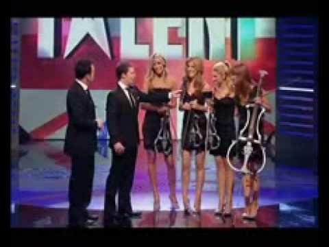 Escala - Semi Final - Britain's Got Talent 2008