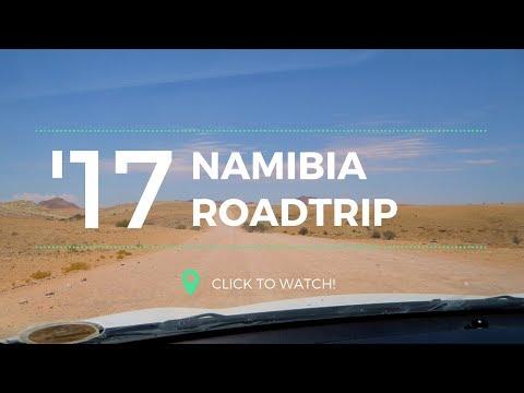 Namibia Roadtrip | Vakantie rondreis Namibië (Het mooiste land ter wereld!)