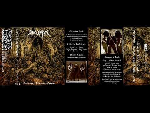 DEATH INVOKER - Witches Hammer.(Black, death, thrash)