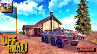 Off The Road - OTR Open World Driving Update - PEACEMAKER  Building a HOUSE    Android Gameplay HD screenshot 3