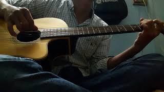 Thương Nhớ Người Dưng - Hoài Lâm | Guitar solo