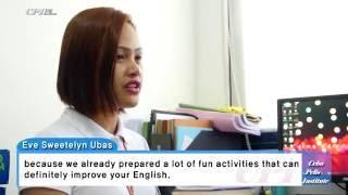 CEBU CPI ジュニア英語講師 Eve | フィリピン・セブ島で子供・親子留学おすすめ