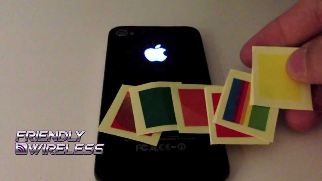 huge selection of 83b1f da696 Glowing Apple Logo Mod iPhone 4s