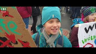 """Fridays For Future"" Demo In Nienburg"