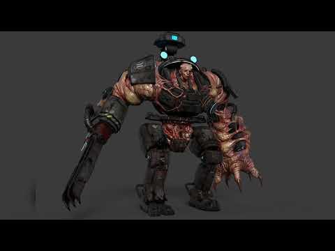 Killing Floor 2 Matriarch Voice Lines Youtube