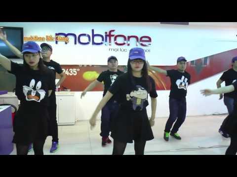 FlashMob MOBIFONE  BẮC GIANG