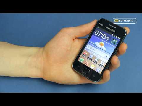 Видео обзор Samsung S6802 Galaxy Ace Duos от Сотмаркета