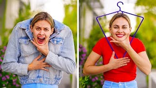 EASY HACKS TO MAKE YOUR VIDEOS VIRAL || Photo Hacks and DIY Ideas by 123 GO! thumbnail