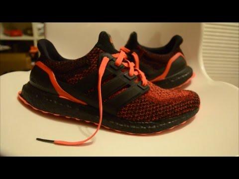 Adidas Ultra Boost Sohle schwarz färben | unboxinx