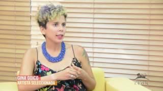 Centro León. Entrevista a Gina Goico