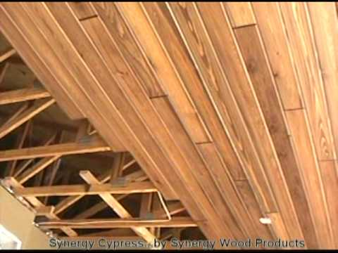 Wood Ceilings 2 Youtube