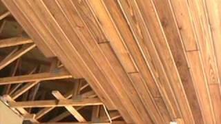 Wood Ceilings - 2