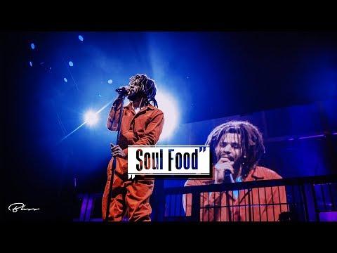 """Soul Food"" J. Cole x Kanye West TYPE BEAT [prod. Bliss]"