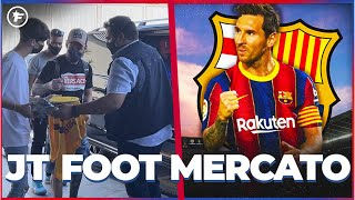 Le GRAND retour de Lionel Messi à Barcelone | JT Foot Mercato