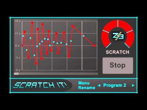 Scratch it! Is A Free Vinyl Scratch VST Plugin Effect By Z3