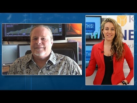 """Where's Gold Headed As 11th Hour Looms? - """"Chart This!"""" on Kitco News"""
