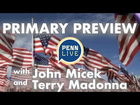 LIVE: Pennsylvania Primary Preview