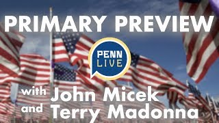 LIVE: Pennsylvania Primary Preview
