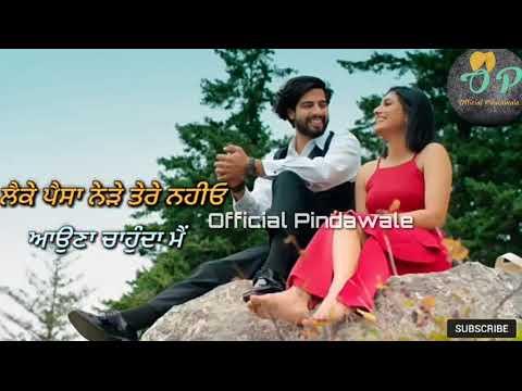 Sheh Singga Whatsapp Status Video New Punjabi love song whatsapp status  video new top punjabi song