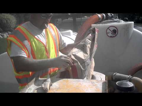 How to mix drilling fluid