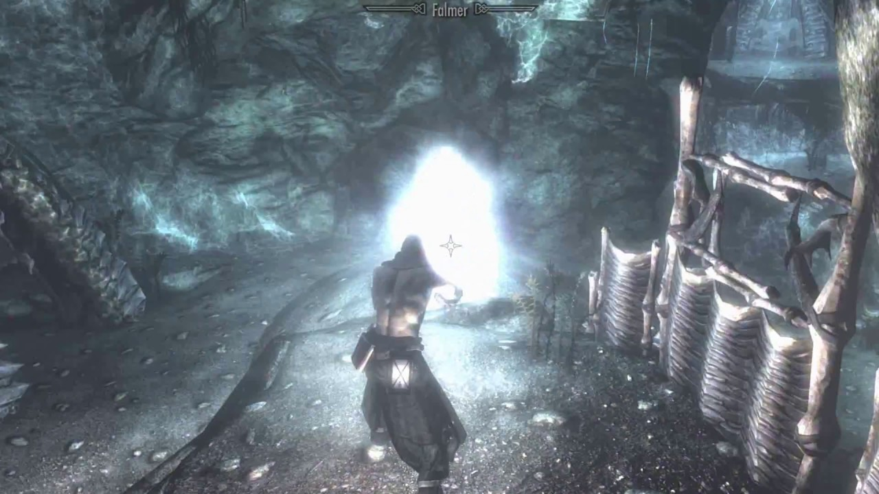 Skyrim SE Mod: Sith Lightning By Robobo by ben dover