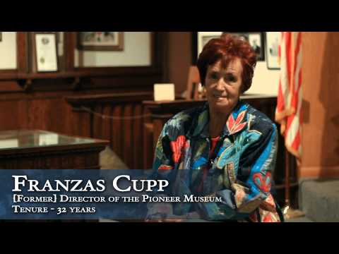 Franzas Cupp on Buffalos in Sweetwater, Texas