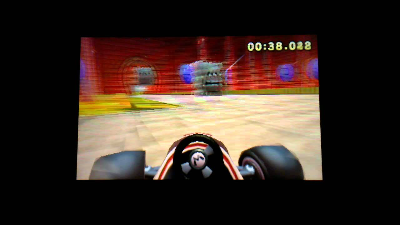 Mario Kart 7 Gba Bowser S Castle 1 1 17 460 No Glitch
