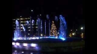 Christmas at The Woodlands Texas