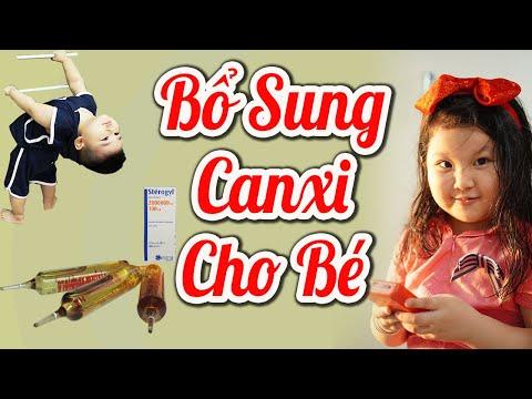 Bổ sung CANXI cho trẻ sơ sinh & trẻ nhỏ, các thực phẩm GIÀU CANXI, bổ sung VITAMIN D nào cho bé