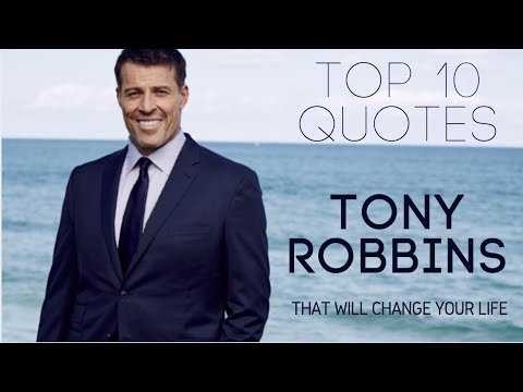 10 Motivational Quotes That Will Change Your Life - Tony Robbins