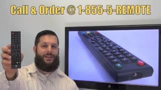 WESTINGHOUSE DIGITAL RMT15 TV Remote - www.ReplacementRemotes.com
