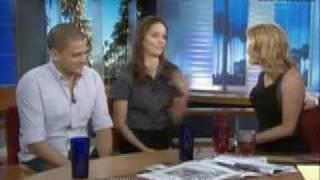 Sarah Wayne Callies: FOX Made Me Quit | Celebrity Babies, Keala