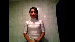 Dr Eva Carneiro takes ALS Ice Bucket Challenge